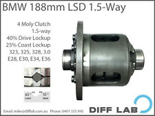 BMW E30 E32 E34 E36 M3 LSD limited slip differential diff 4-Clutch 1.5-Way 40%