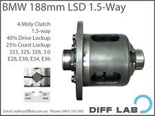 BMW E30 E32 E34 E36 M3 LSD limited slip differential diff 4-Clutch 1.5-Way 40%
