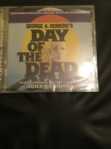 Day Of The Dead,john Harrison Film Soundtrack,limited Edition Of 3000,2 Discs