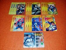 OVERPOWER Punisher LOT OP hero 14 sp Secret Weapon Vendetta Sniper Dodge Full