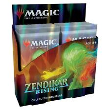 PREORDER Magic The Gathering MTG Zendikar Rising Collector Booster Box W/ 12 Pac