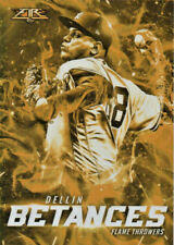 2017 topps Fire GOLD insert Dellin Betances flame throwers #FT-6 TAGET EXCLUSIVE