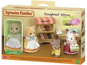 Sylvanian Families - Doughnut Store - 5239 - Authentic - New