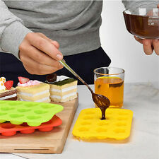 DIY Round Square Heart-Shaped Stellar Cake Chocolate Mold LI