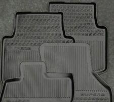 Genuine New Skoda Superb Rubber Mat Set 3T2061550