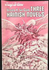 Things To Come Newsletter June 1978 Three Hainish Novels Ursula K Le Guin