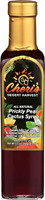 Prickly Pear Cactus Syrup - 12 oz - Sweet Flavor Made From Real Cacti Juice -