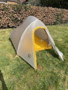Big Agnes Fly Creek HV UL2 Tent  Official BA Groundsheet Also Tyvek Sheet Light