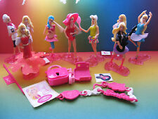 BARBIE  complet set  with all papers MAGIC KINDER  SURPRISE   EUROPE
