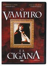 O VAMPIRO EA CIGANA AKA Vampire Circus DVD OOP 1972 Horror All Region 0 Brazil