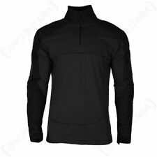 Chimera Combat Shirt - Black - Outdoors Top Paintball Airsoft Padded Hiking