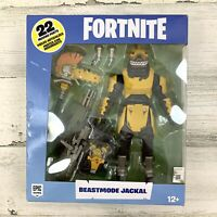 "FORTNITE 7 "" BEASTMODE JACKAL Action Figure Epic Games by McFarlane Toys"