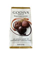 Godiva Belgium Masterpieces - An Assortment Of Legendary Chocolates 5 Oz