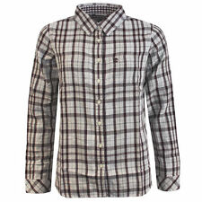 Cotton Check Collared Tops & Shirts for Women