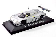 Max Models 1000 Sauber-Mercedes C9 #63 'Mass-Reuter-Dickens' 1st pl Le Mans 1989