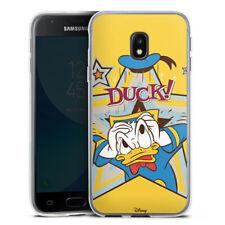 Samsung Galaxy J3 (2017) Silikon Hülle Case - DUCK!