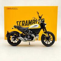 TSM Ducati Scrambler Icon 803CC 2015 Rosso TSMMC003 1:12 Motorcycle Diecast
