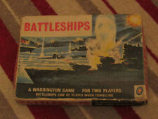 Paper Battleships Vintage Board & Traditional Games