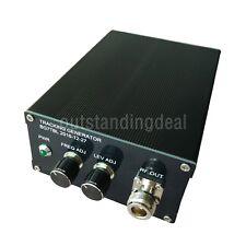 MS2601 ANRITSU Command Spectrum Analyzer Tracking Generator Source 50K-1.8G
