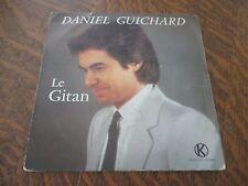 45 tours DANIEL GUICHARD le gitan