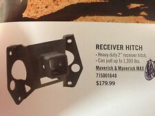 Can Am Maverick & MAX Receiver Hitch 715001648 ATV Side by Side
