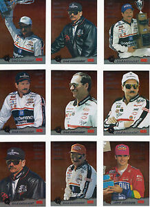 1995 Images RACE REFLECTIONS #DE2 Dale Earnhardt BV$12! #911/1995 SWEET & SCARCE