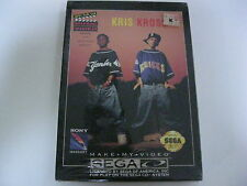 Kris Kross Sega CD game factory sealed new compete