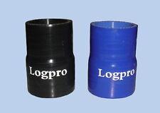 Durite Silicone droite manchon 51-76 mm 51mm 76mm 3plis 76mm de long NOIR Racing