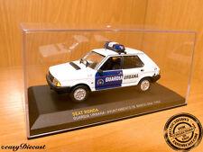 Die cast 1//43 Modellino Auto Seat Ronda CLX 1982