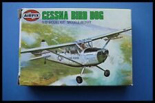 Vintage AirFix Cessna Bird Dog 1:72 Model Kit