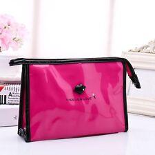 High Quality Cute Women New Fashion Cosmetic Travel Beauty Make Up Bag
