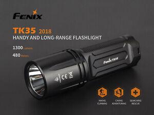 Fenix TK35 2018 neutral white LED Taschenlampe, 1300 Lumen 480 m