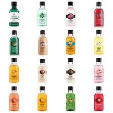 Body Shop ◈ Full Range ◈ BODY WASH & SHOWER GEL 250ML ◈ Soap-free & Lather-rich