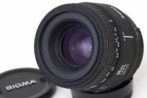 Imperfect but shoots BEAUTIFULLY! - Sigma 50mm f/2.8 Macro 1:1 Lens for Nikon FX