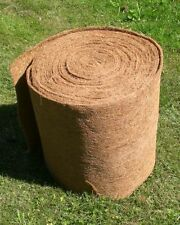 Kokosmatte 10 m x 0,50 m, Winterschutz, Kokosfasermatte, Pflanzkübel