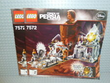 LEGO® Prince of Persia Bauanleitung 7572 Quest against Time instruction B1908