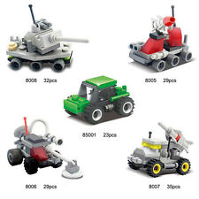 Assembly Car Toy Early Educational & Learning Build Block Motorcycle Toy Set