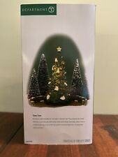 """Dept 56 Christmas In The City """"Town Tree� New!"""