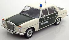 MCG 1973 Mercedes Benz 220/8 (W115) Police 1:18 Rare Find!*Nice!