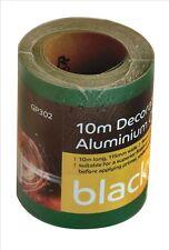 Blackspur 10m Roll Fine Aluminium Oxide Sandpaper Sand Paper 120 Grit