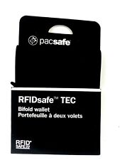 RFID safe Wallet TEC Bi-Fold  Equipment for Travel and Hiking