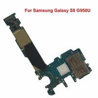 Scheda Madre Main Board Motherboard Per Samsung Galaxy S8 SM-G950U 64GB Unlocked
