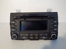 KIA SPORTAGE 2014 RADIO CAR AUDIO AUTORADIO 96160-3U230WK