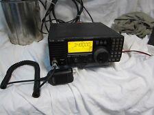 Icom IC 718 Ham Radio Transceiver