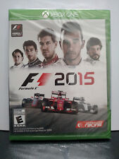 ** F1 2015 (Xbox One, Microsoft) - Formula 1 - New - Free Shipping!