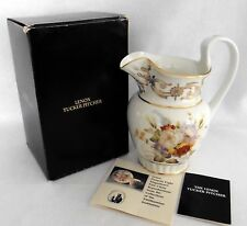 Lenox Smithsonian Collection Tucker Pitcher Historic MINT 24K Gold Institute MIB