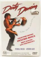 Dirty Dancing Collectors Edition + Live Concert DVD 1987 Patrick Swayze