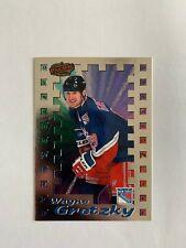1998-99 Pacific Dynagon Ice Inserts #13 Wayne Gretzky - New York Rangers