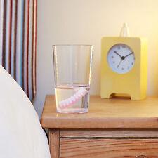 Dentures Water Glass - funny, novelty, joke, teeth, false, glass