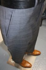 John Lewis Fawn with Navy Check Tailored Trousers